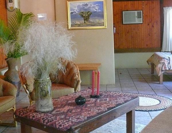 Baluleni Safari Lodge Lounge