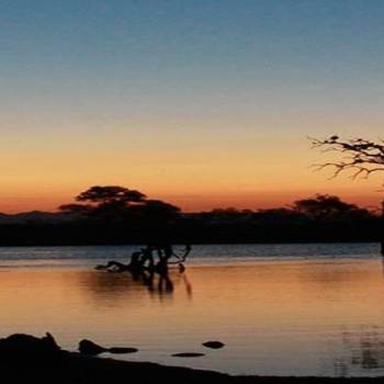 Hoyo-Hoyo Safari Lodge Sunset