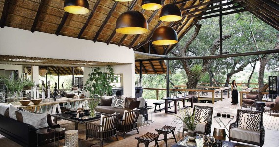 Londolozi Game Reserve Tree Camp