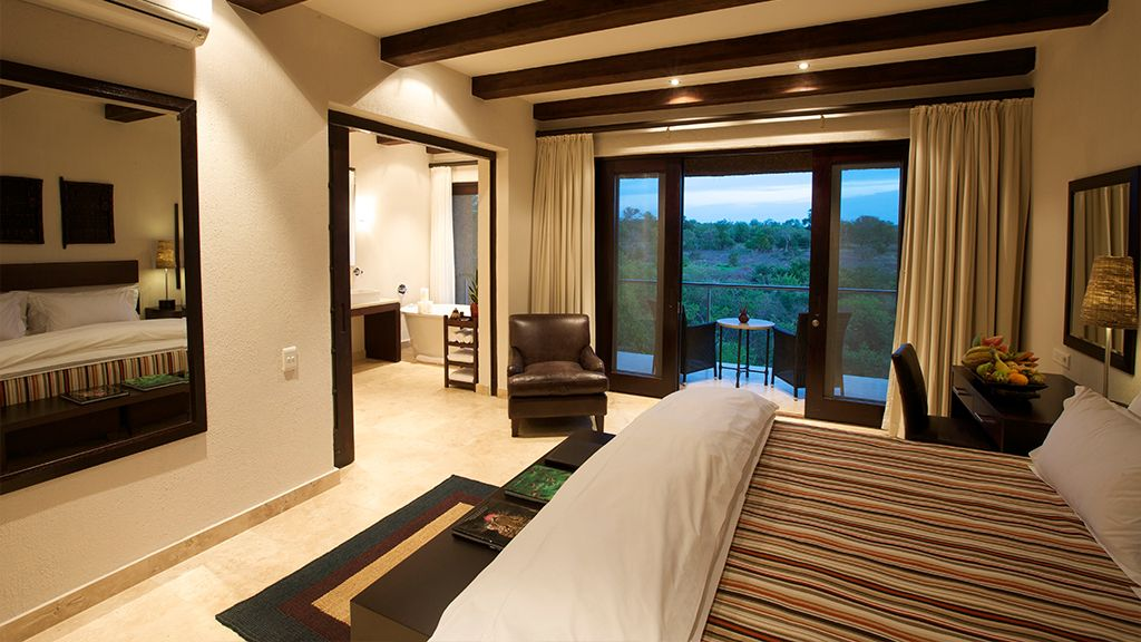 Kapama River Lodge Family Suite Bedroom