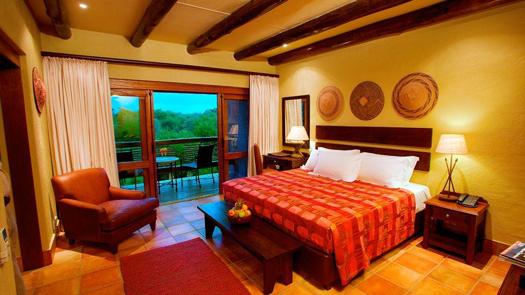 Kapama River Lodge Suite Bedroom