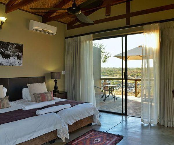 Mjejane River Lodge Double Accommodation