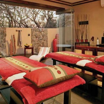 Monwana Game Lodge Couples Spa