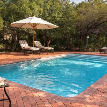 Monwana Game Lodge Swimming Pool