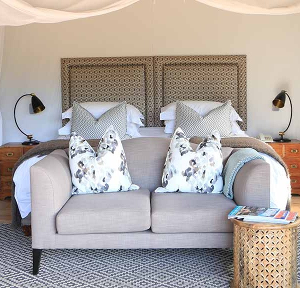 Thornybush Game Lodge Accommodation Luxury Suite Interior