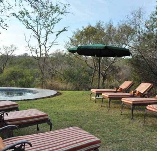Waterbuck Game Lodge Pool