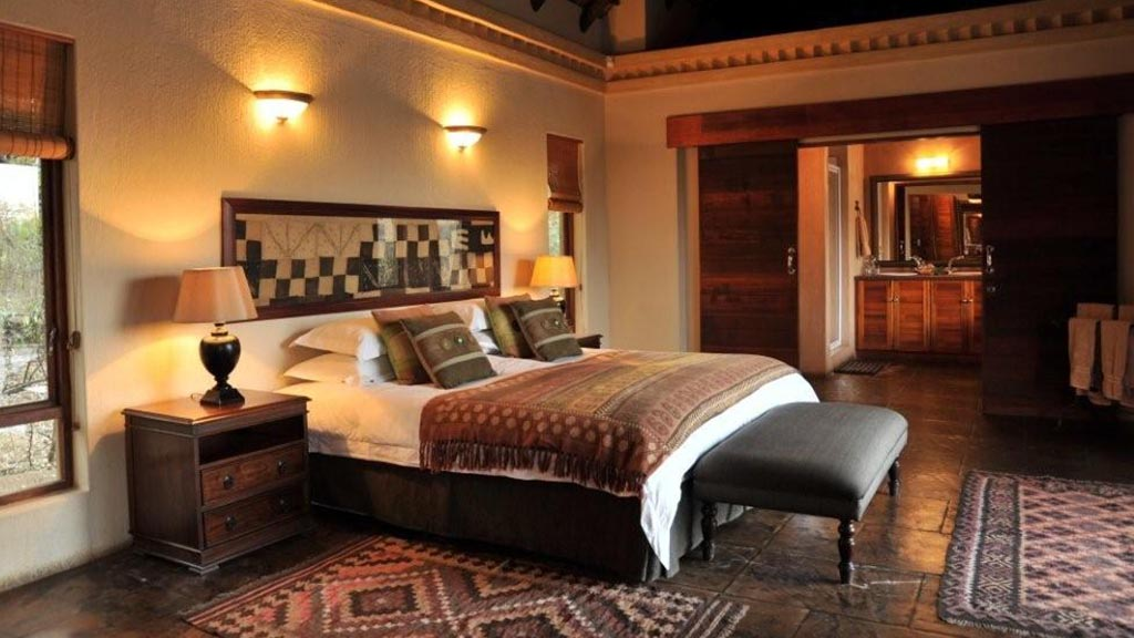 Waterbuck Game Lodge Suite Interior