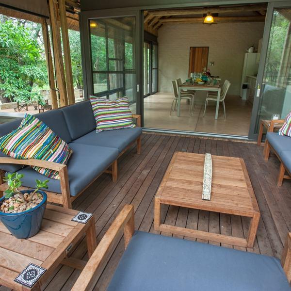 Bateleur Main Camp Lounge