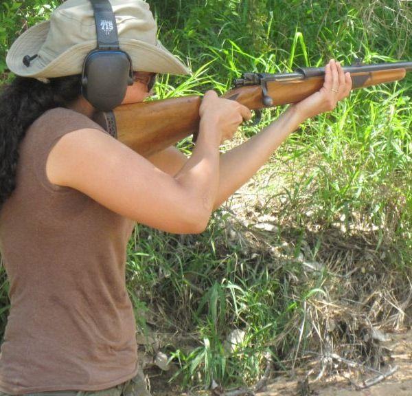 Bateleur Mobile Camp Rifle Course