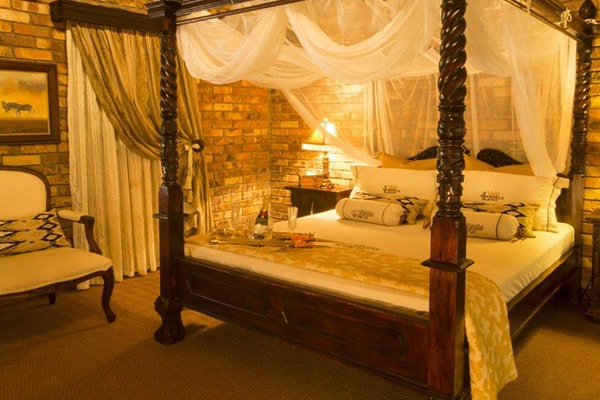 Elandela Private Game Reserve Suite Bedroom