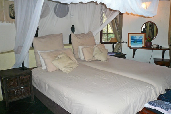 Ezulwini Resorts Twin Bedroom