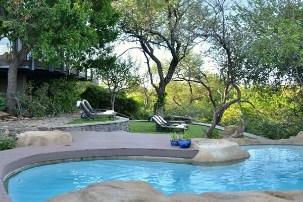 Greenfire Game Lodge Pool
