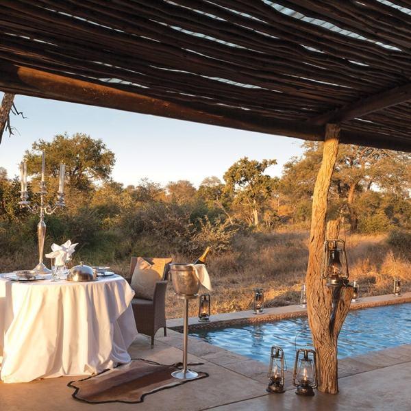 Kings Camp Honeymoon Suite Pool