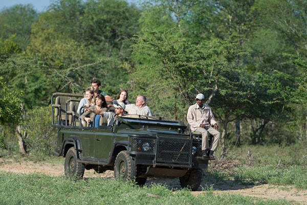 KwaMbili Game Lodge Game Drive Safari