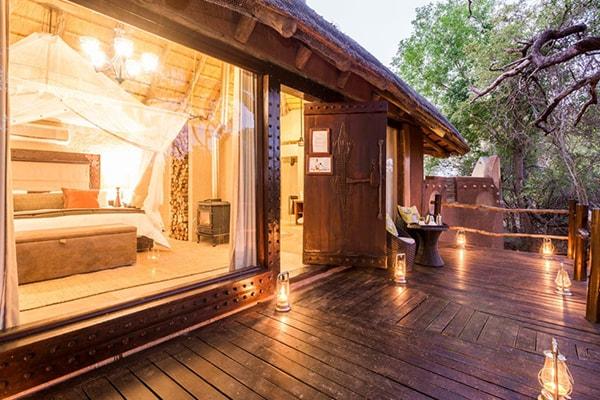 Makalali Private Game Lodge Suite Deck
