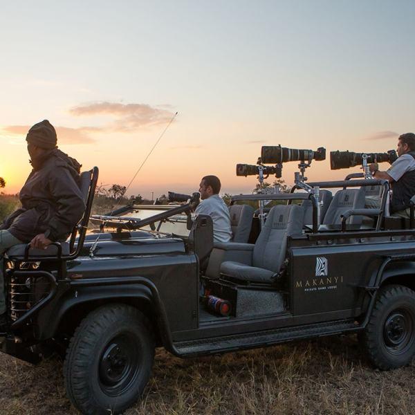 Makanyi Private Game Lodge Photographic Safari