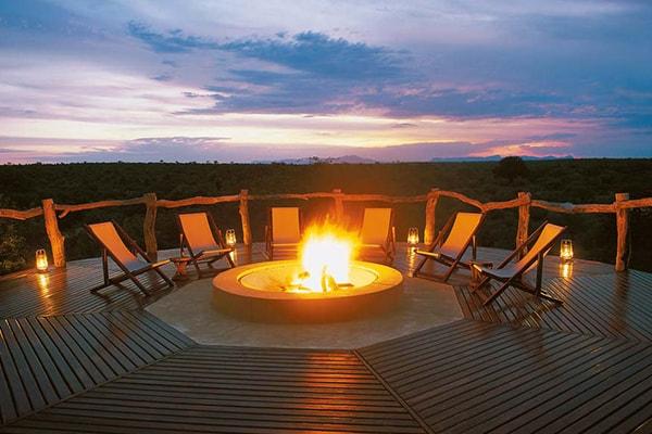 Makumu Luxury Safari Lodge Boma