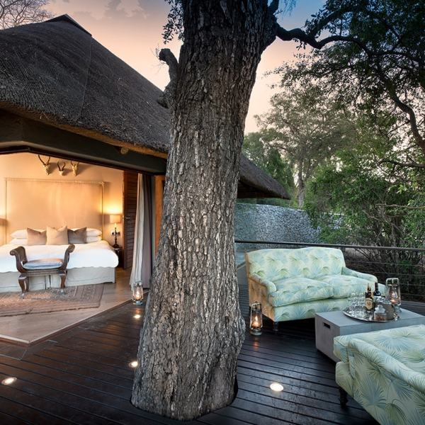 Ngala Safari Lodge Family Suite