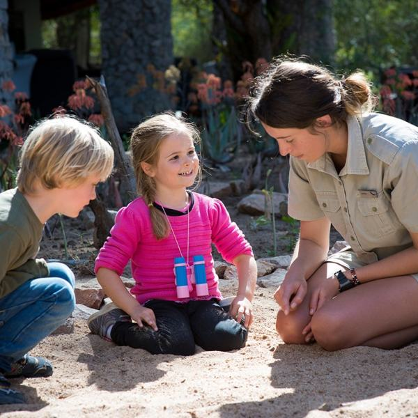 Ngala Safari Lodge Wildchild Programme