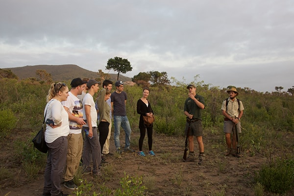 Nkambeni Safari Camp Guided Walk