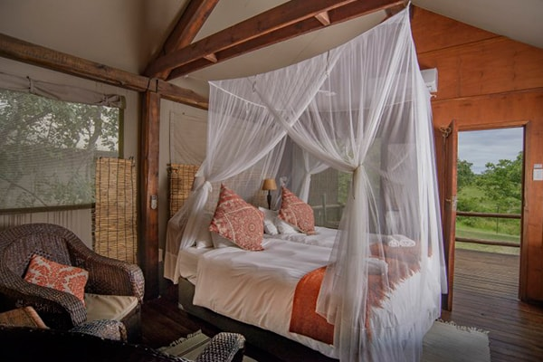Nkambeni Safari Camp Tent Interior