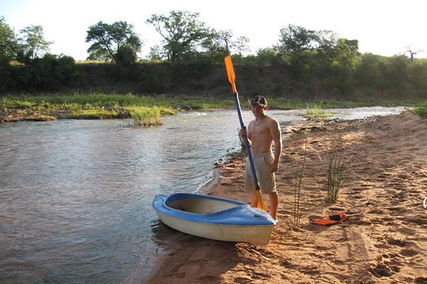 Pafuri River Camp Canoeing