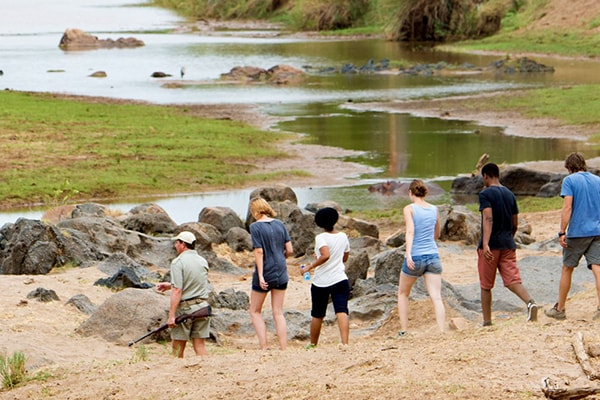 Sefapane River Lodge Guided Walk
