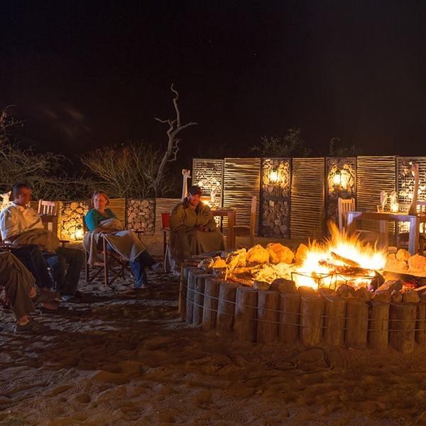 Simbavati Hilltop Lodge Fire