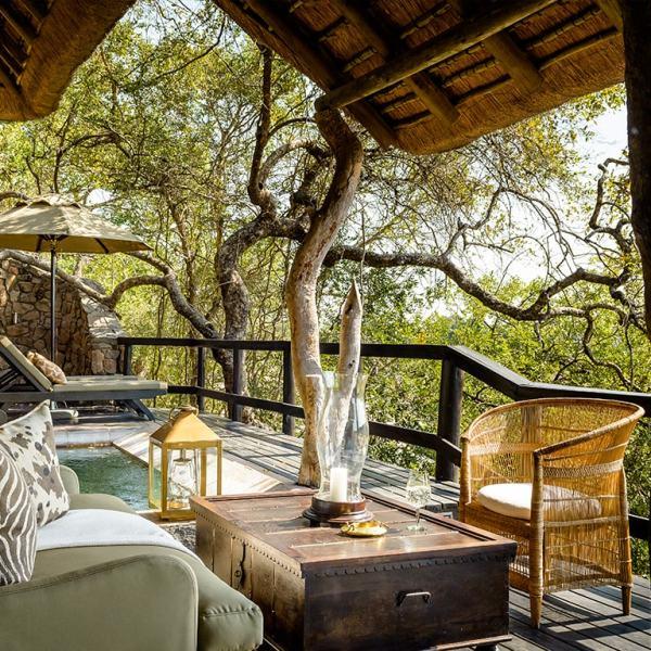 Singita Ebony Lodge Ebony Villa