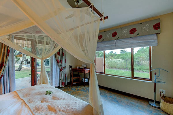 Tintswalo Manor House Bedroom Interior