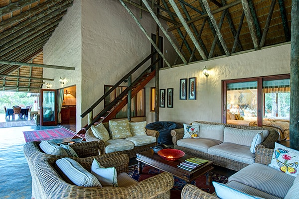 Tintswalo Manor House Lounge