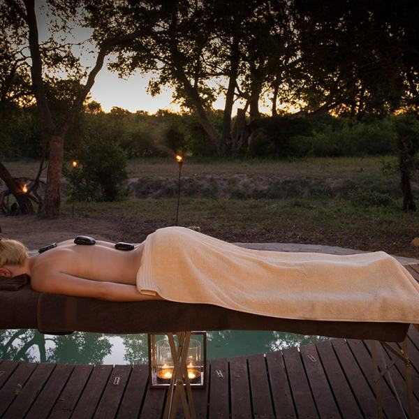 Tintswalo Safari Lodge Massage Treatment