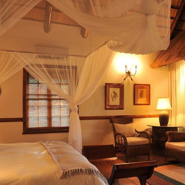 Waterside Lodge Suite