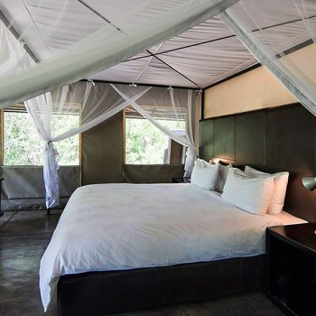 Honeyguide Khoka Moya Camp Room Interior