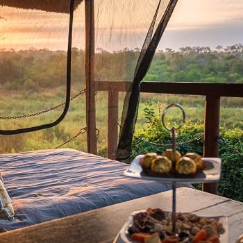Jock Safari Lodge Sunrise Day Bed