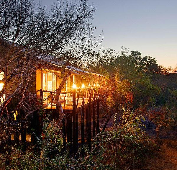 Kapama Buffalo Camp Accommodation Exterior