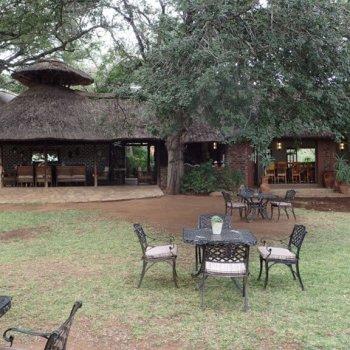 Mohlabetsi Safari Lodge Exterior