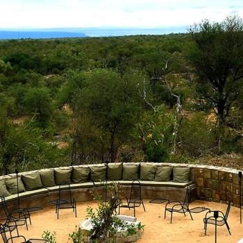 Naledi Bushcamp and Enkoveni Camp Boma