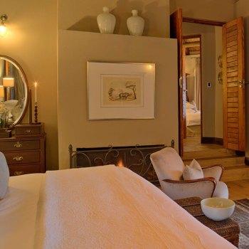 Ngala Safari Lodge Family Suite Bedroom