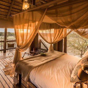Nthambo Tree Camp Suite Interior View