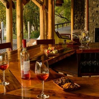 Rhino Post Safari Lodge Bar