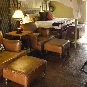 Shishangeni Private Lodge Lounge