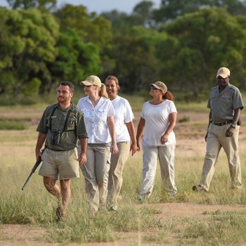 Shumbala Lodge Walking Safari