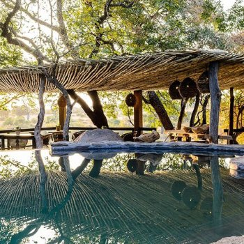 Singita Boulders Lodge Swimming Pool