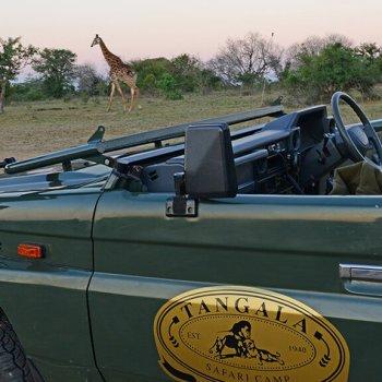 Tangala Safari Camp Game Drive Safari