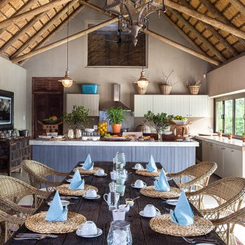 The River Lodge Dining