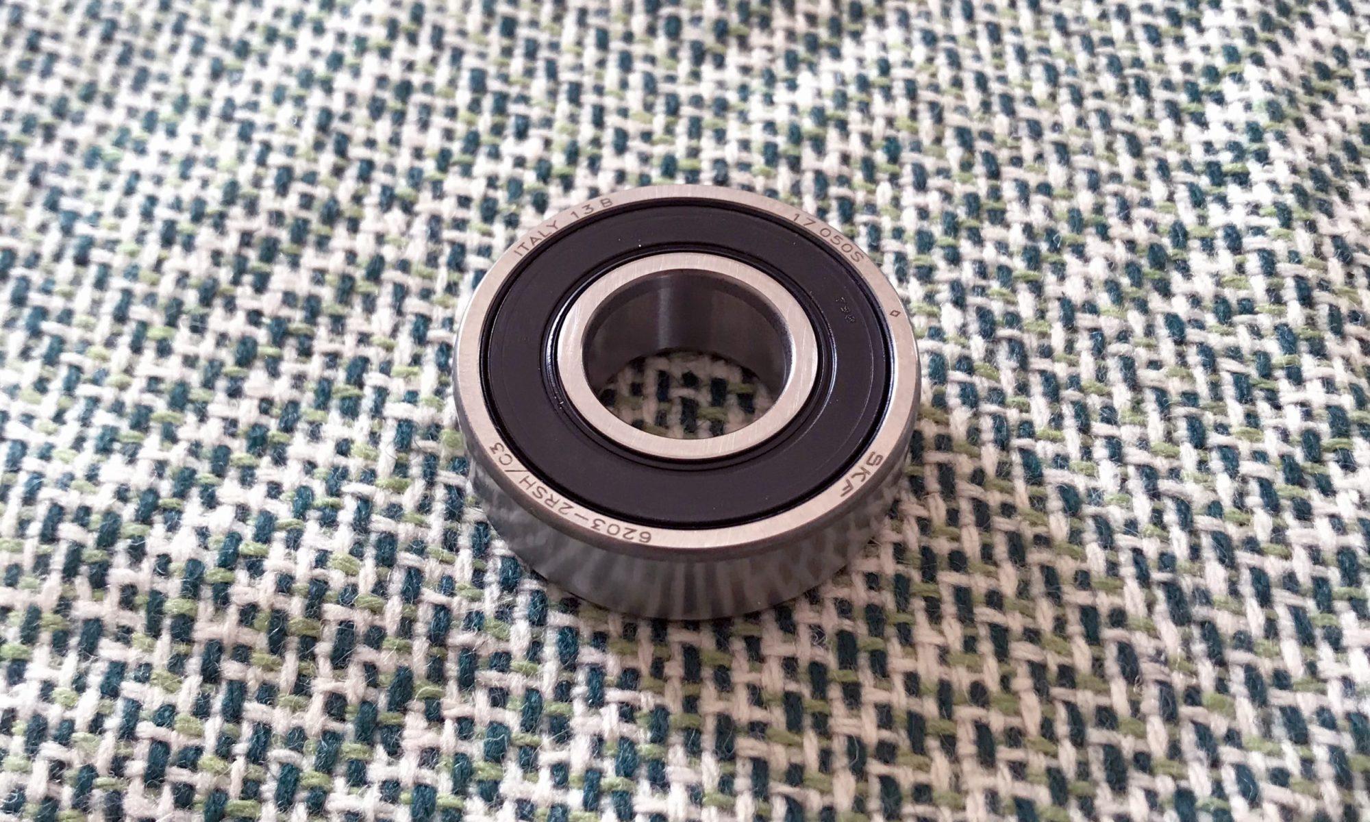 clutch pull rod bearing
