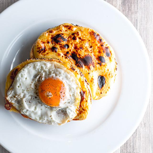 Welsh Rarebit: Cheese on Toast Turned up to 11! | Krumpli