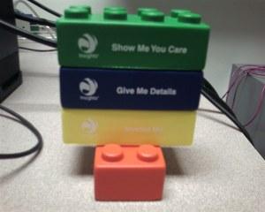 Insights Lego Blocks