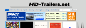 HD-Trailers.net Vancouver Ad